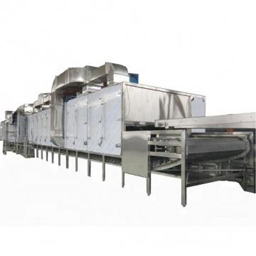 Waste Heat Continuous Belt Sludge Drying Treatment Dryer