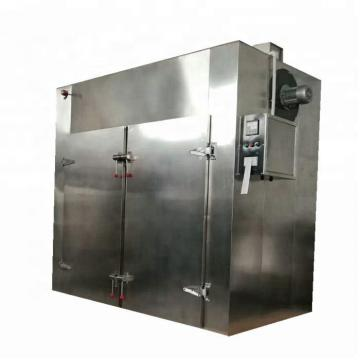 Industrial Palm Kernel Shell Pharmaceuti Gas Electric Hot Air Circulating Tray Dryer Medical Equipment Drying Oven
