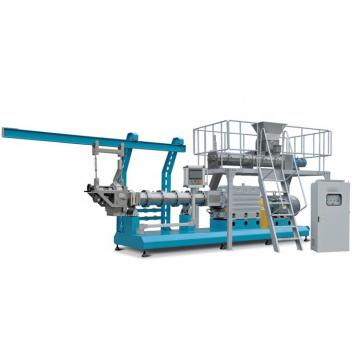 China Floating Fish Pet Dog Cat Food Pellet Processing Machine Catfish Feed Extruder Making Plant Equipment Drying Feed Pellet Mill Line