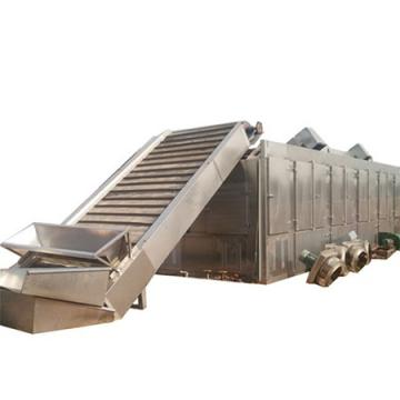 Manufacturer Continuous Belt Type Hemp Dryer