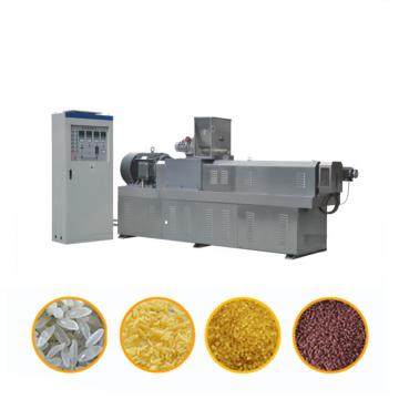 PLC Control Artificial Rice Processing Line Making Machine