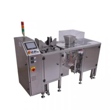 Automatic Washing Powder Detergent Powder Horizontal Filling Packing Machine
