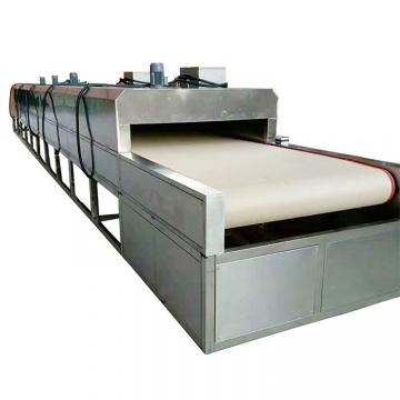 Industrial Microwave Drying Sterilization Equipment Conveyor Belt Microwave Dryer