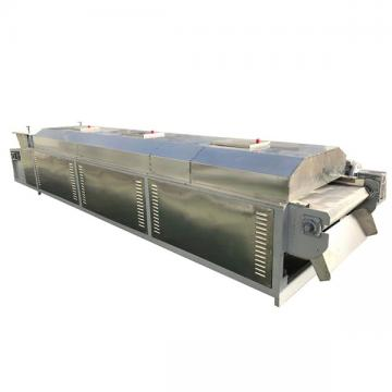 Saibainuo Continuous Vegetable Dehydrator Cassava Chip Microwave Vacuum Belt Drying Spices and Herbs Chili Drying Sterilizing Dryer