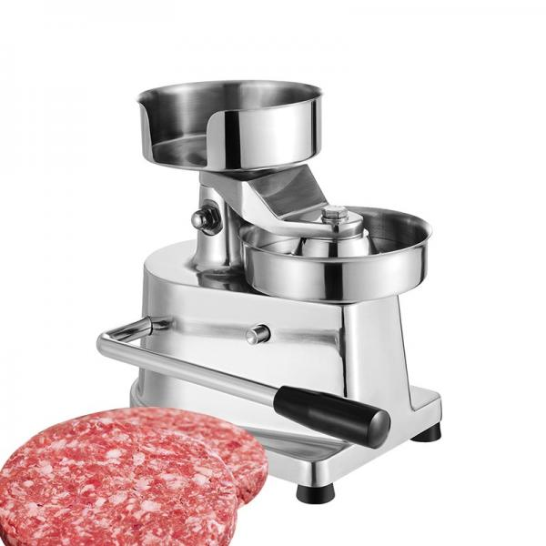 Stainless Steel Beef Machine Steak Meat/Hamburger Patty Making /Meat Pie Burger Maker Machine