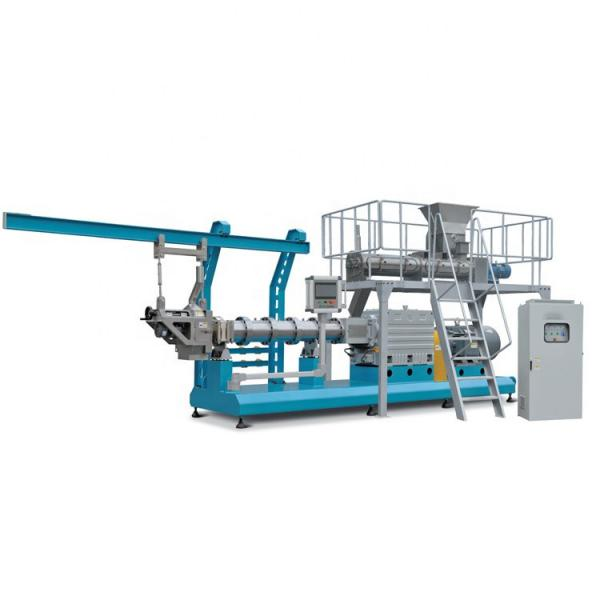Double Screw Extruder Core Filling Machine Snack Food Processing Plant Pet Dog Cat Feed Pellet Making Production Equipment Line