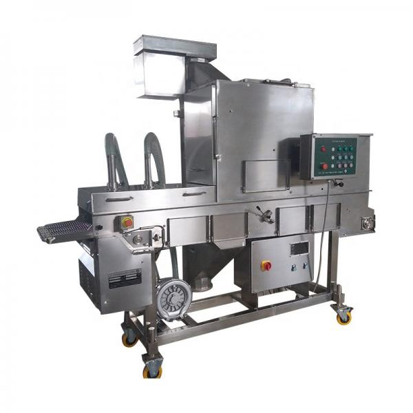 Automatic Hamburger Patty Press Burger Machine for Sale