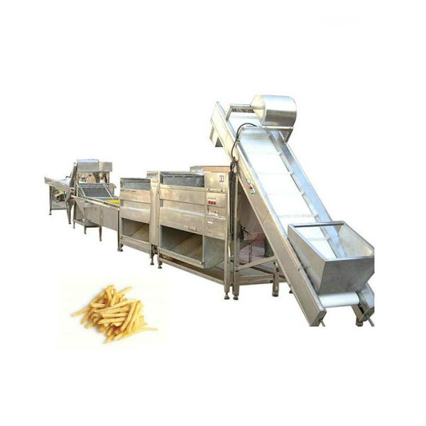 Buy Online Industrial Automatic Potato French Fries Cutting Machine