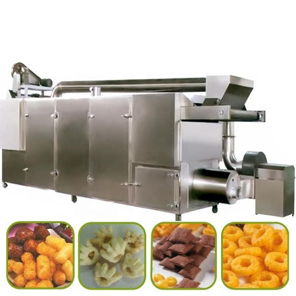 Two Line Supermarket Biodegradable Corn Starch Bag Making Machine