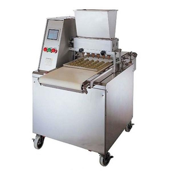 Multi-Functional Food Cookies Cake Dough Extruder Machine Automatic