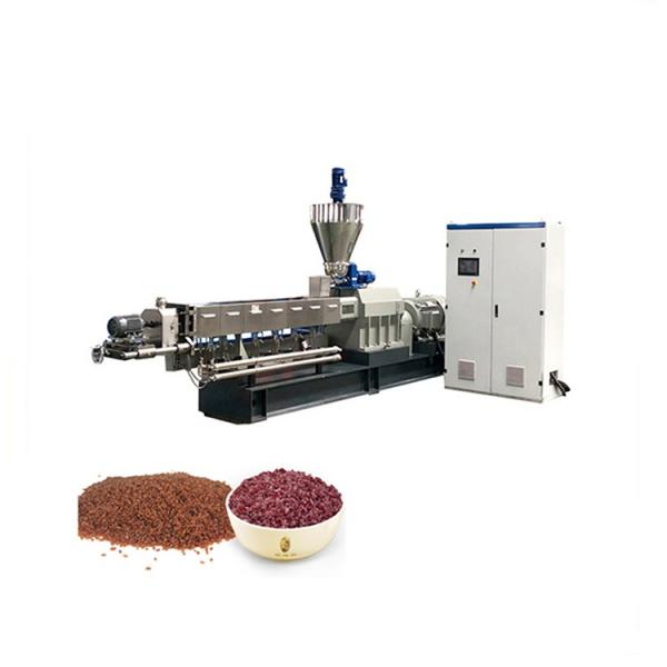 Nutritional Artificial Fortilfied Rice Drying Mill Machine
