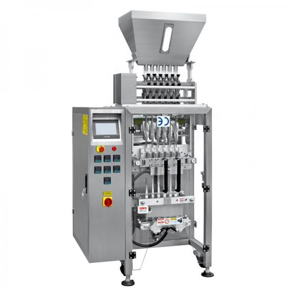 Liner Olive Oil Filling Capping Sealing Packing Machine