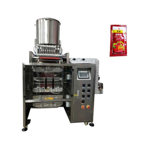 Automatic Paste Filling Machine Oil Detergent Shampoo Disinfectant Bleaching Liquid Soap Cleaner Filling Capping Labeling Packing Machinery