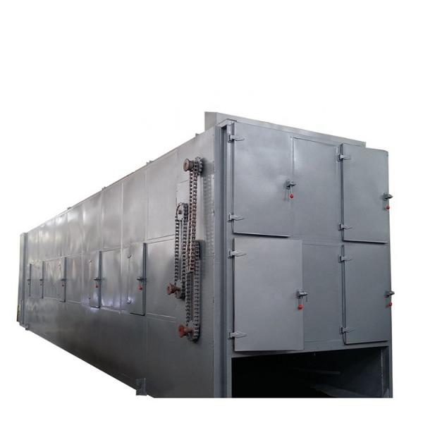 Large Industrial Continuous Microwave Dryer with Belt Conveyor