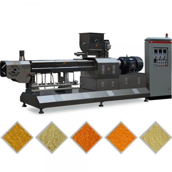Small Manufacturing Snack Food Extruded Machine